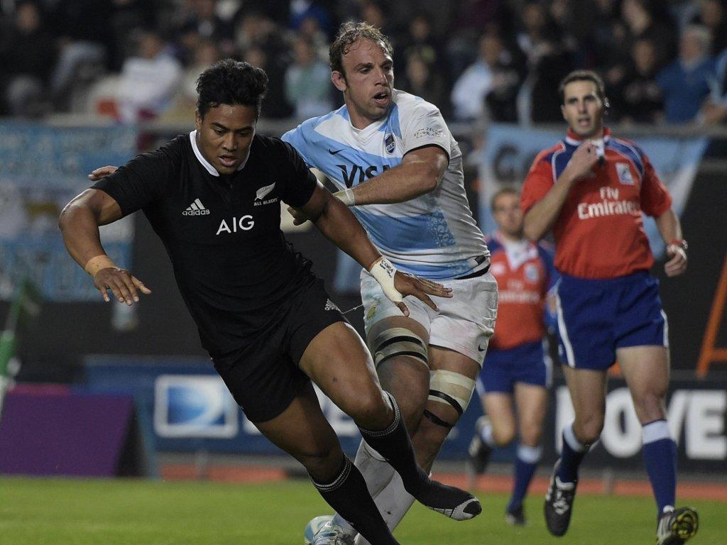New Zealand's third: Julian Savea