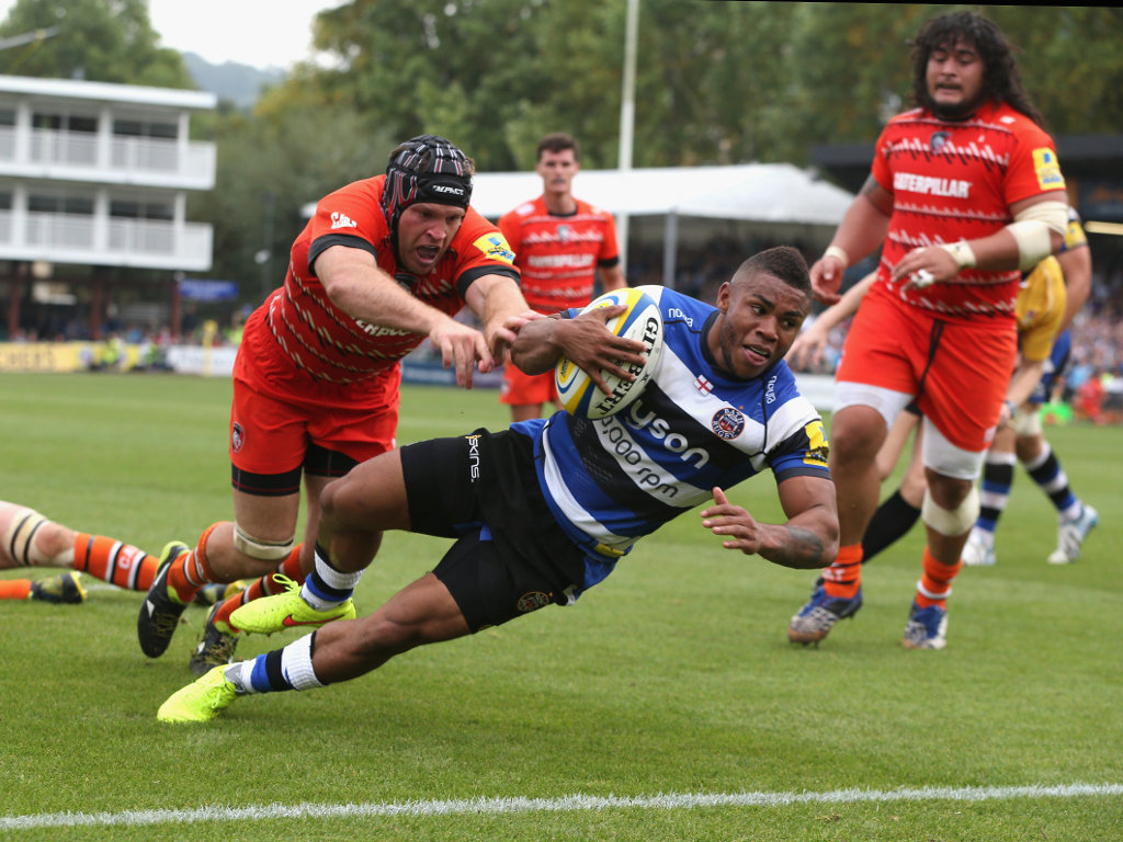 Scored: Kyle Eastmond