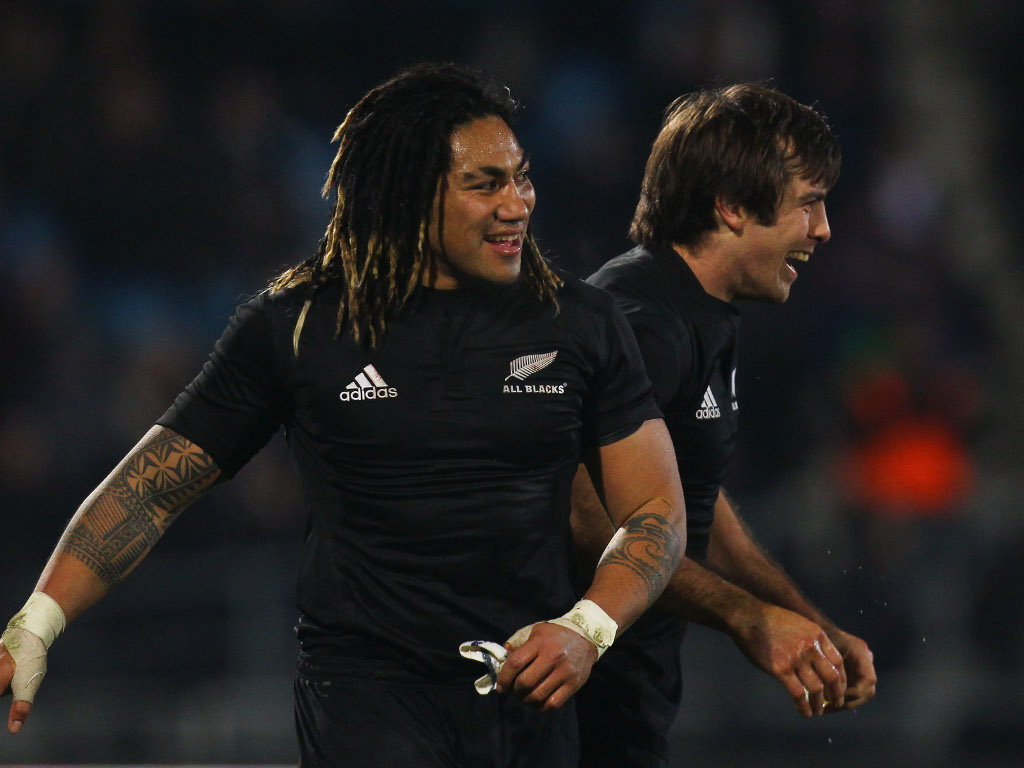 6 - Ma'a Nonu, ten tries