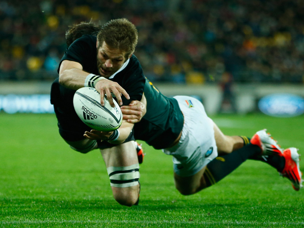 3 - Richie McCaw, fifteen tries