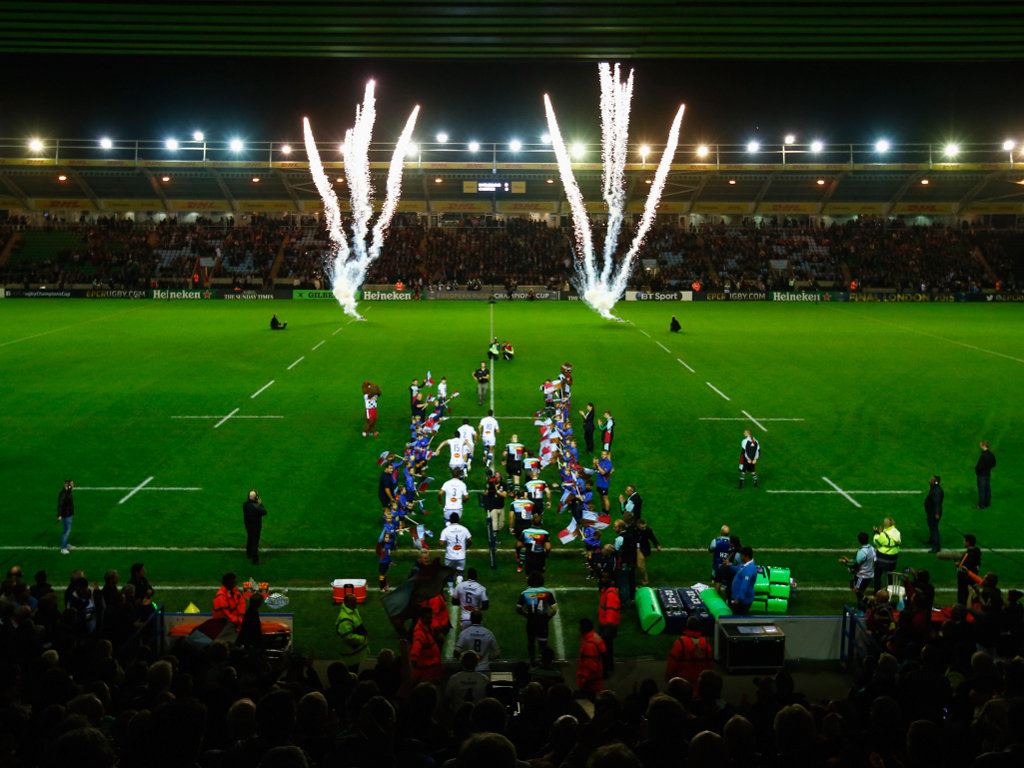 Fireworks to kick off a new era in European rugby