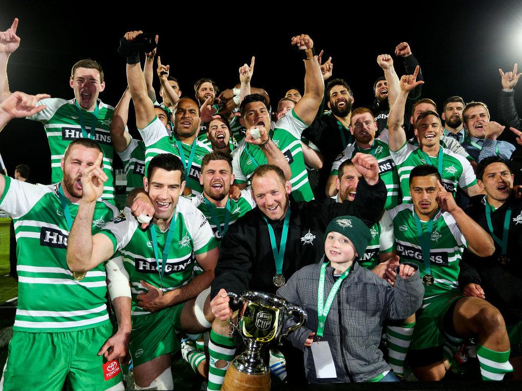 Champions: Manawatu edge Hawke's Bay
