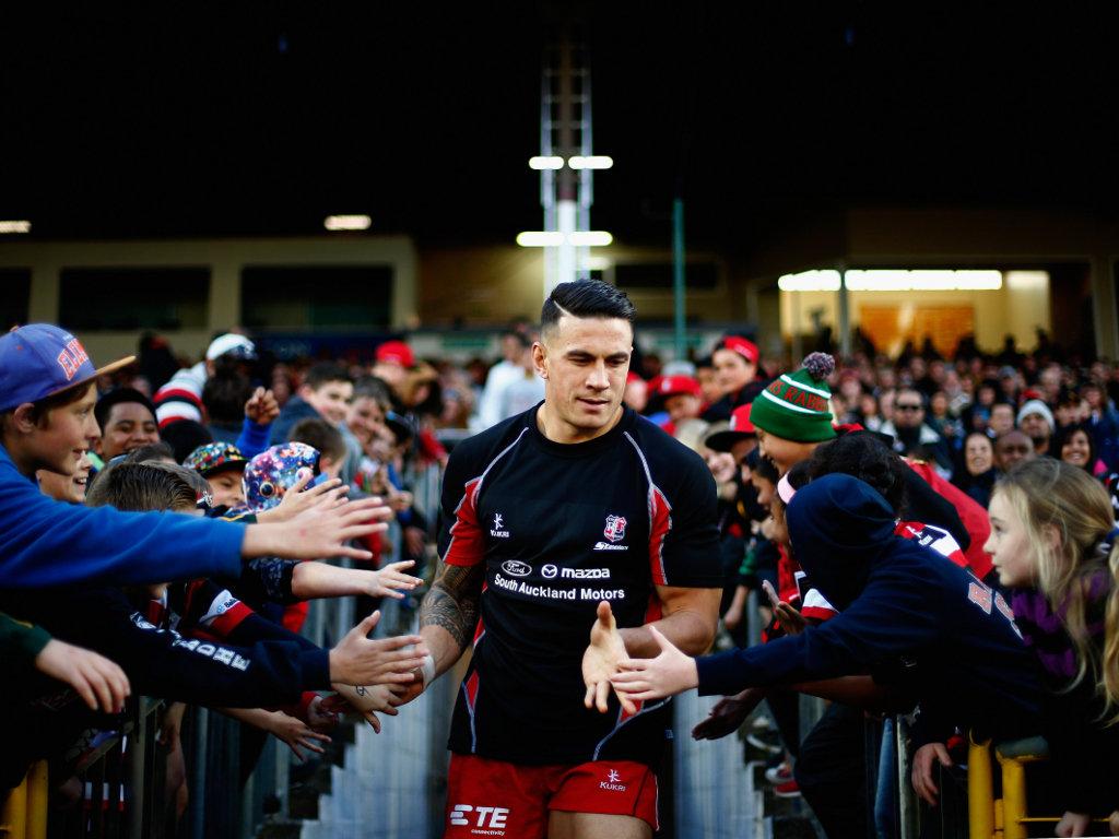Crowd favourite: Williams