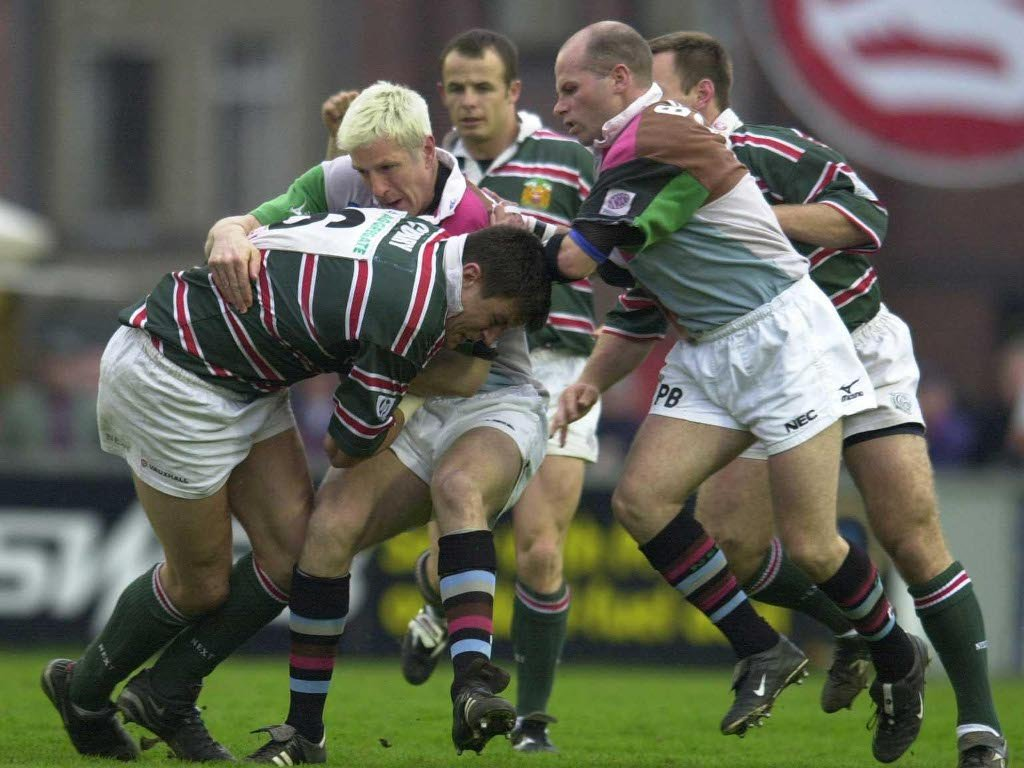 Containing Martin Corry: Will Greenwood