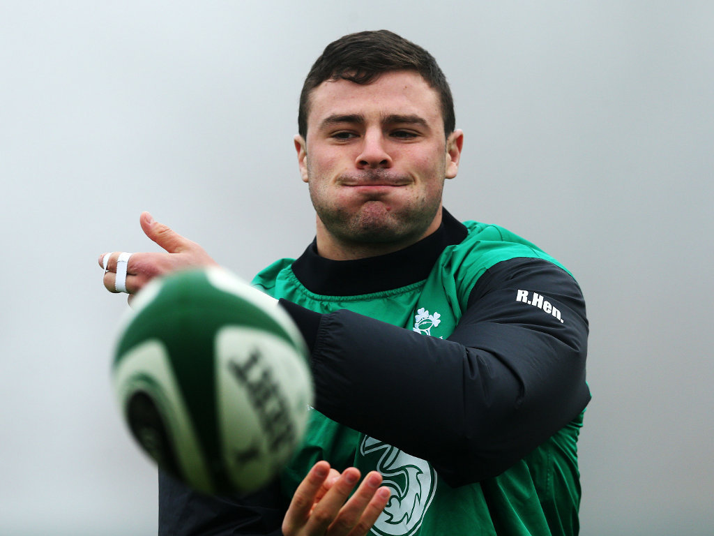 Outside centre: Robbie Henshaw