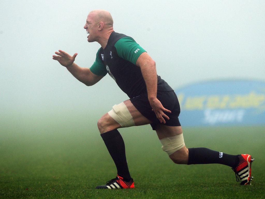 Ireland captain: Paul O'Connell