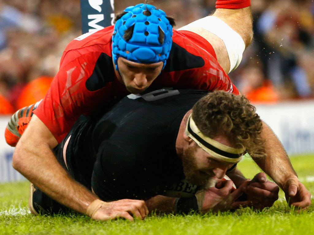 Also crossed: Kieran Read