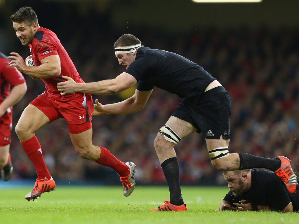 Hunting the Welsh in Cardiff on an unbeaten year-end tour