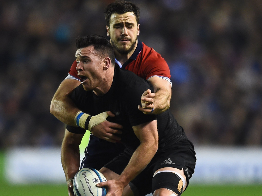 Wrapped up: Ryan Crotty