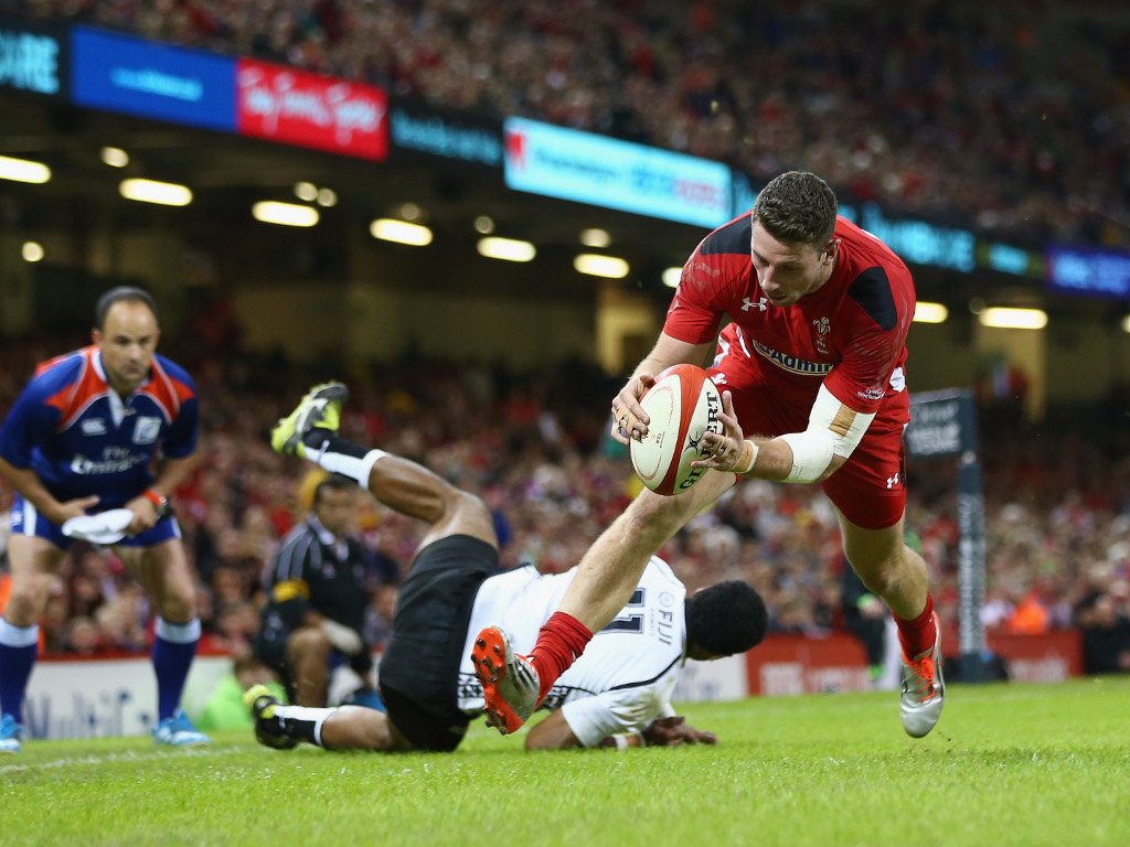 Try-time: Alex Cuthbert