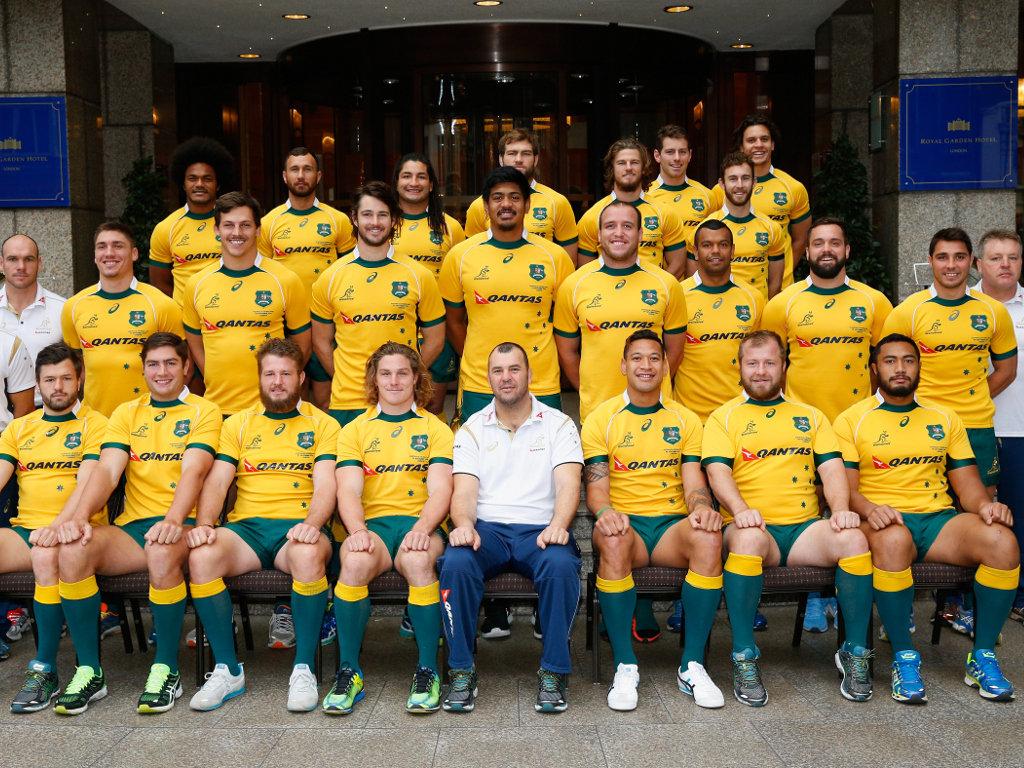 All set: Australia