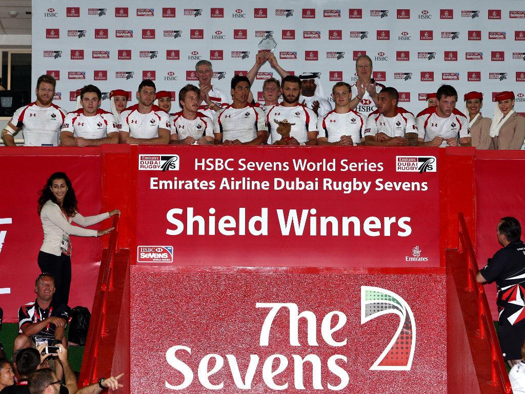 Shield winners: Canada