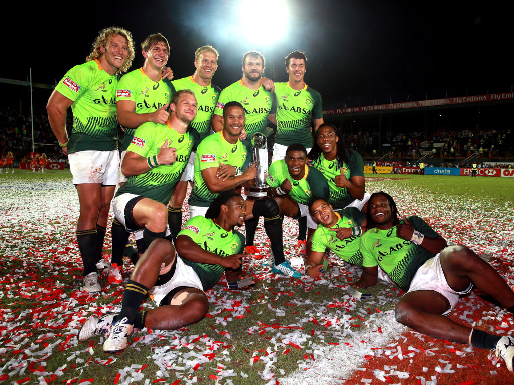 Champions: South Africa