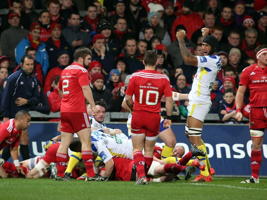 Fritz Lee scored early on for Clermont