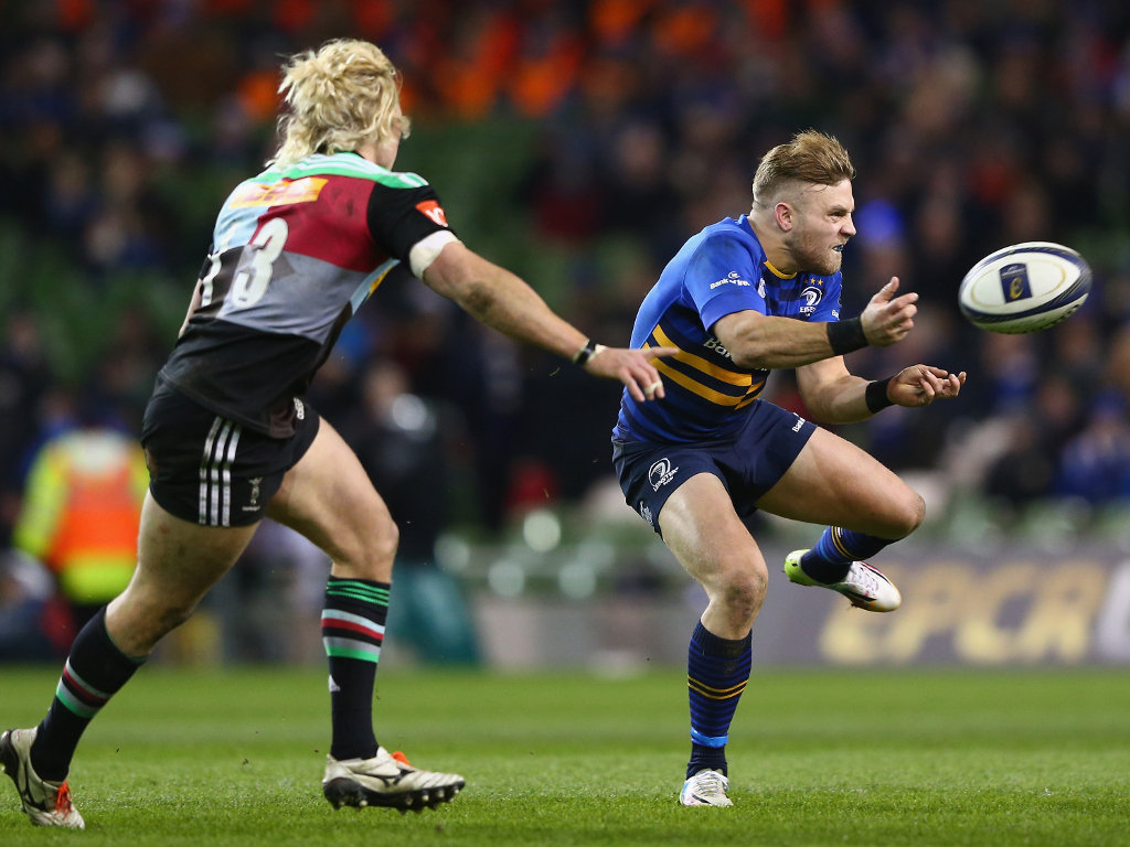 Key playmaker for Leinster: Ian Madigan