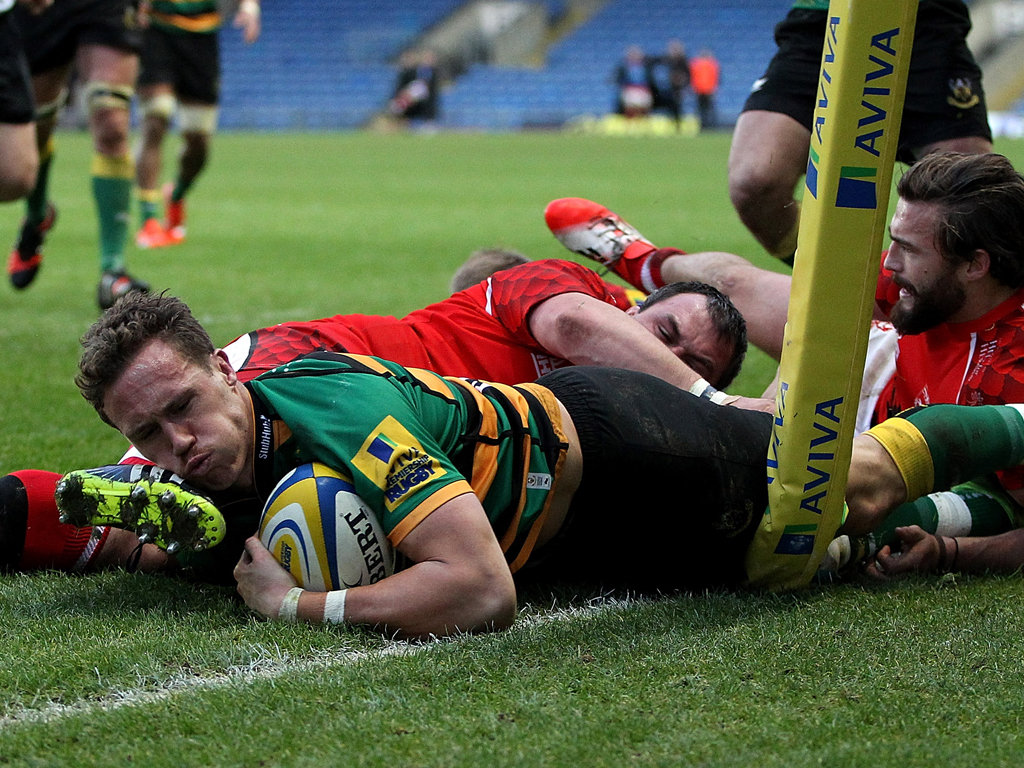 Try-time!: James Wilson