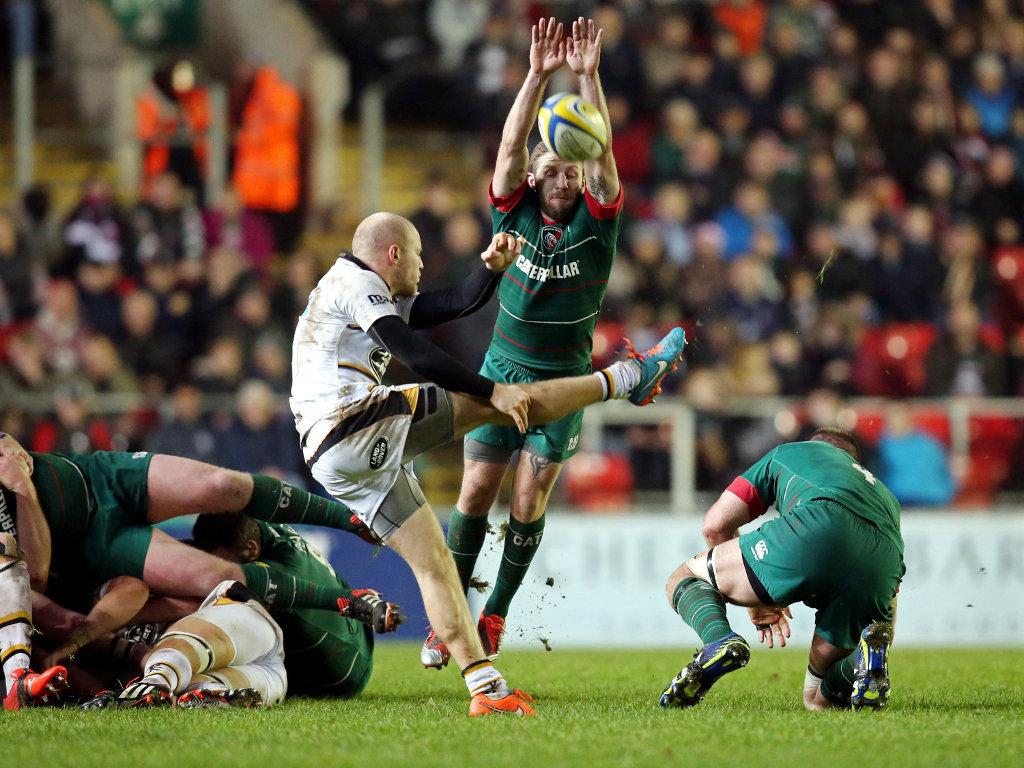 Clearing his line: Joe Simpson