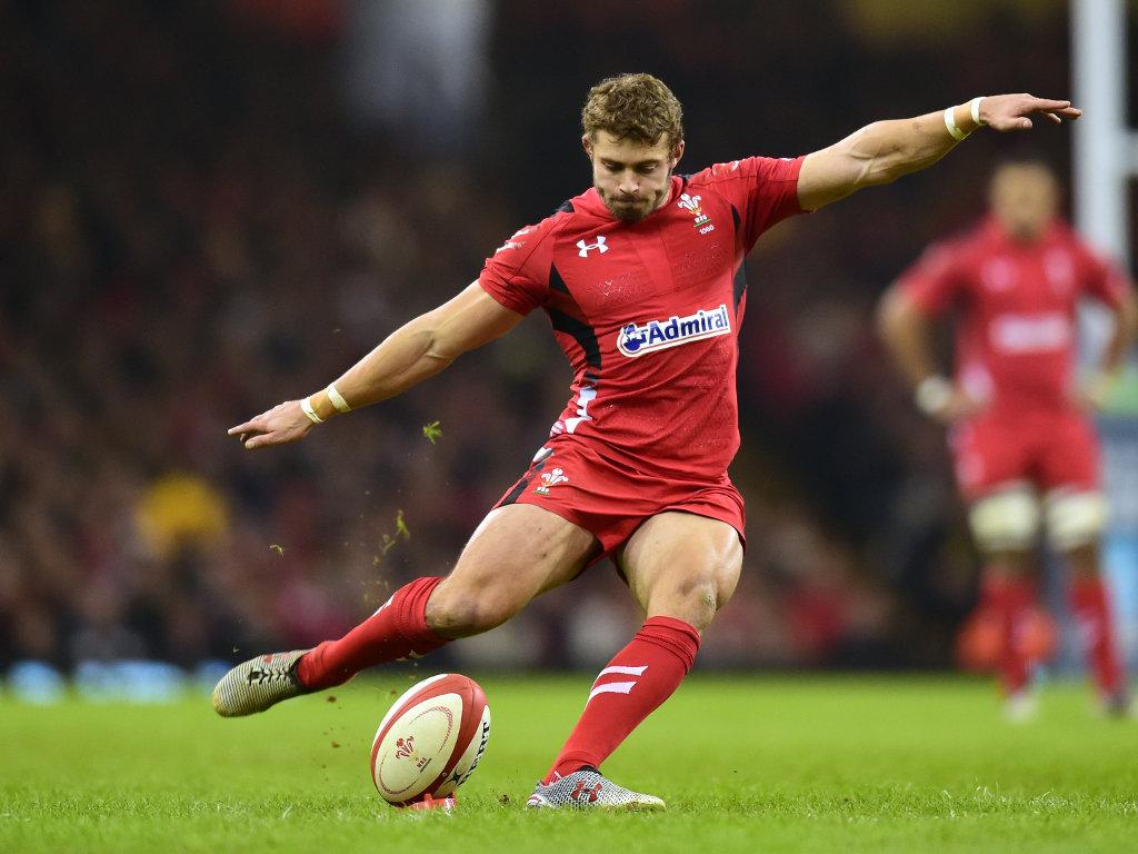 12 points: Leigh Halfpenny