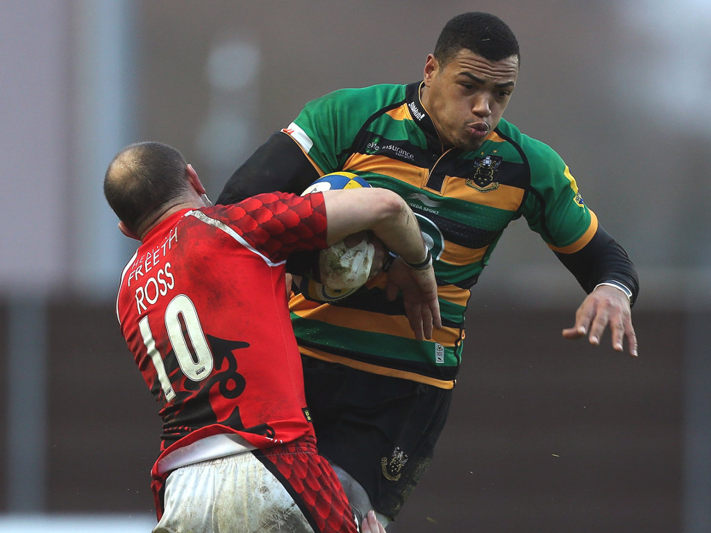 Powerhouse: Luther Burrell