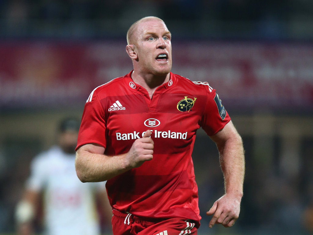 Munster veteran: Paul O'Connell