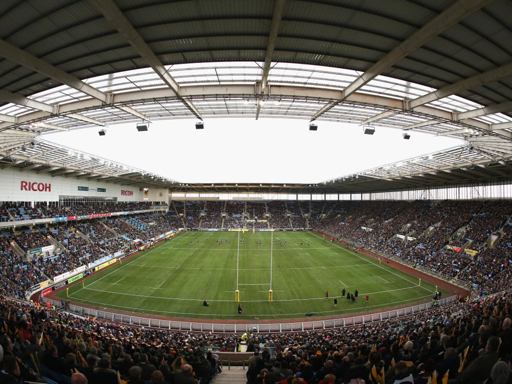 From a distance: Wasps' new home