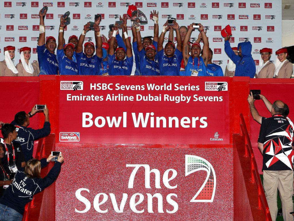 Bowl winners: Samoa