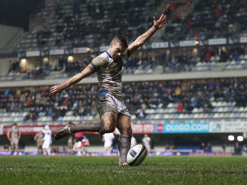 15 points: George Ford