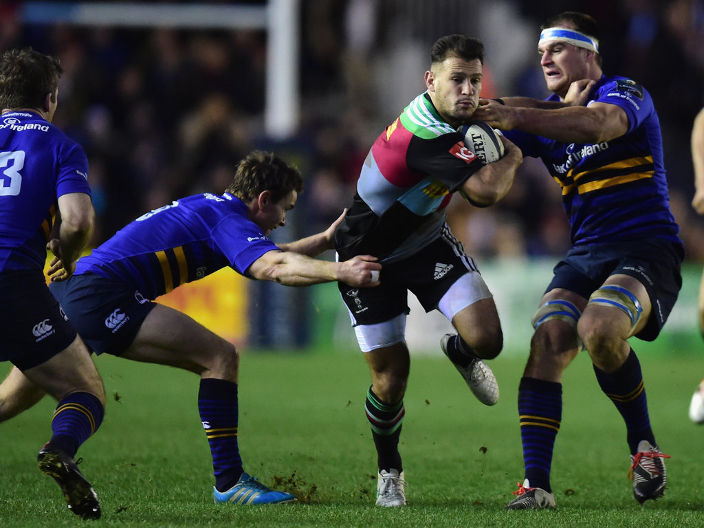 Danny Care was a livewire, as ever
