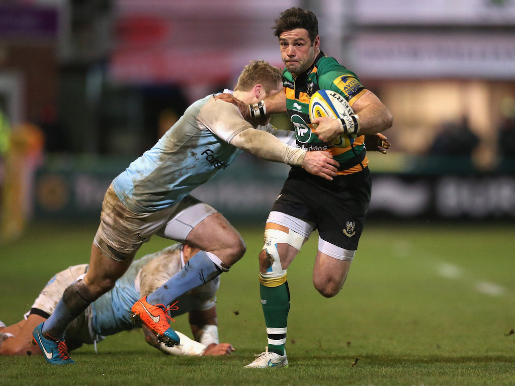Also played very well: Ben Foden