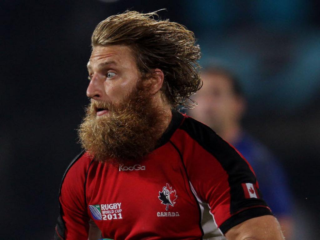 Adam Kleeberger: The beard to beat all beards