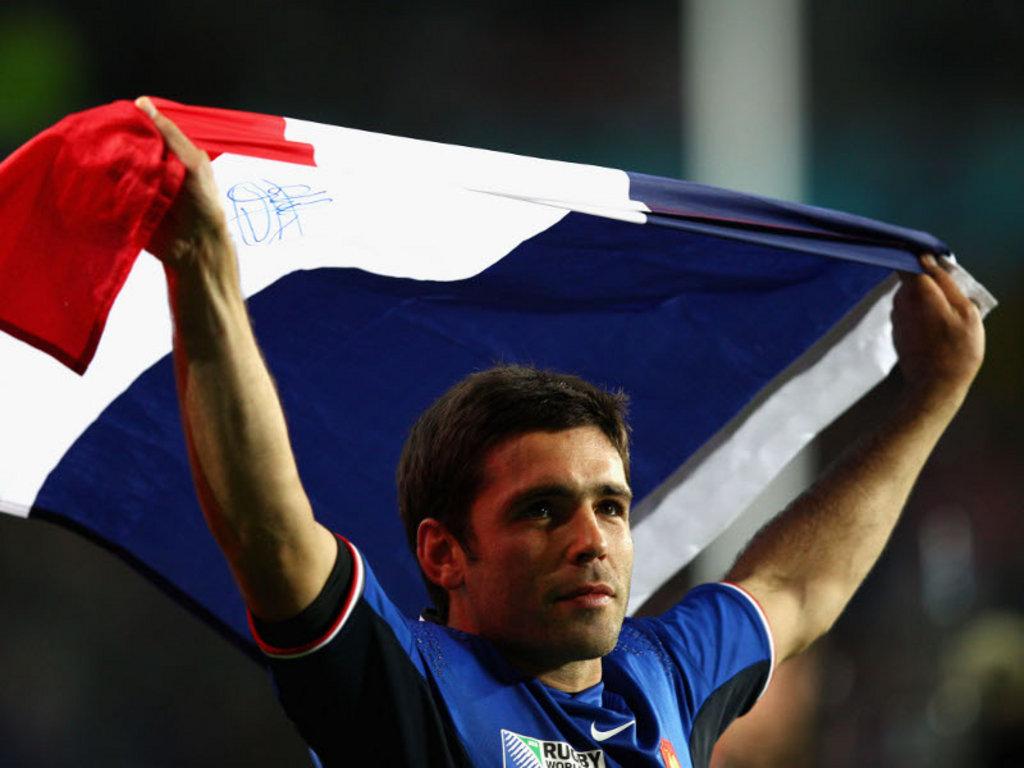 Dimitri Yachvili: Proudly French