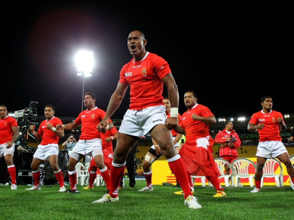 Sipi Tau: Victory over France