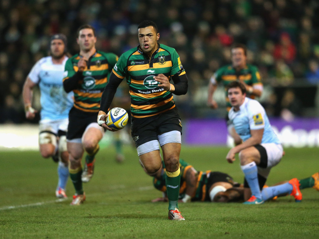 Saints' fifth: Luther Burrell