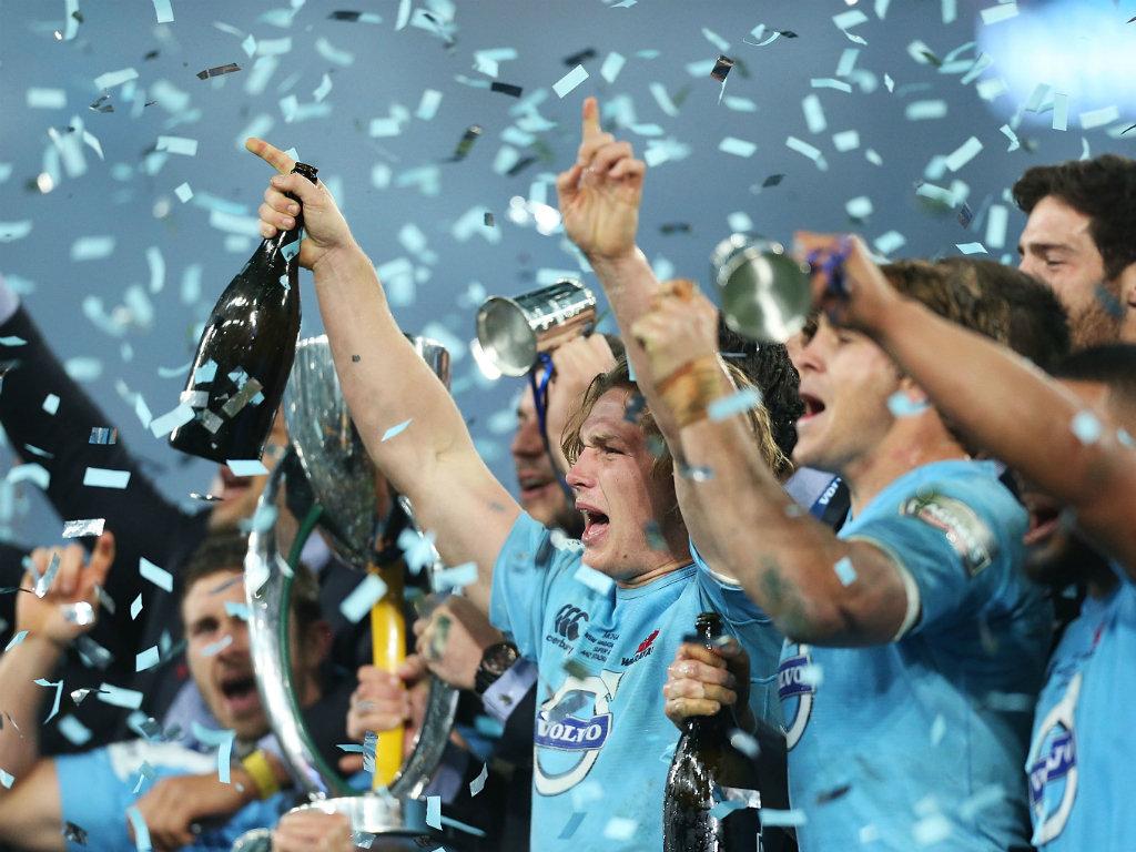 Waratahs: Super Rugby champions