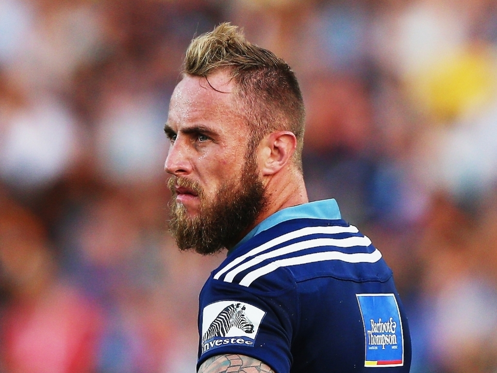 Back in Super Rugby too: Jimmy Cowan