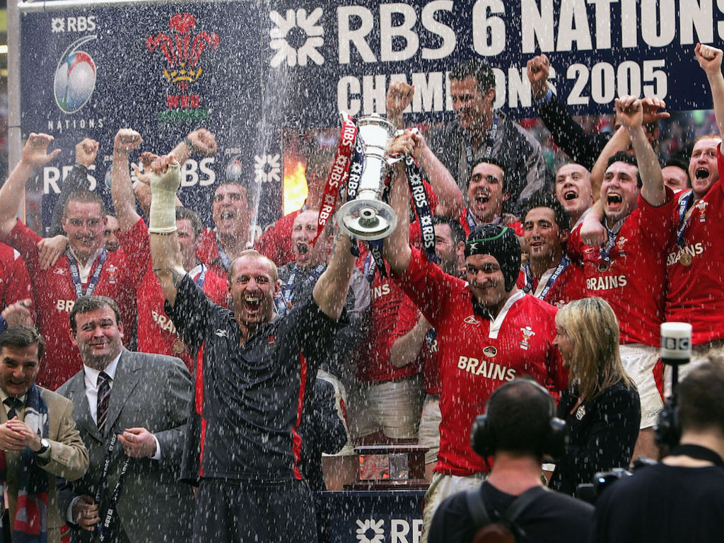 2005: Wales