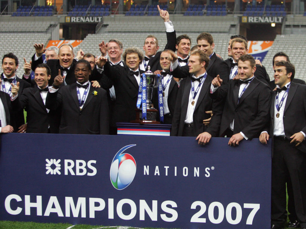 2007: France