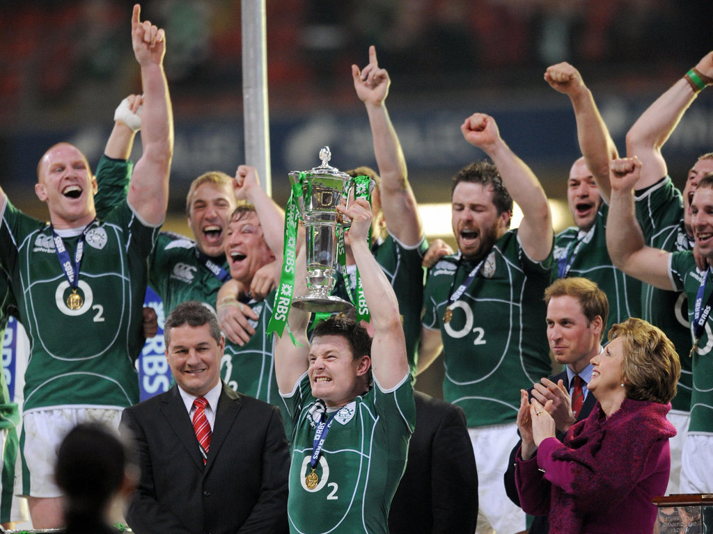 2009: Ireland