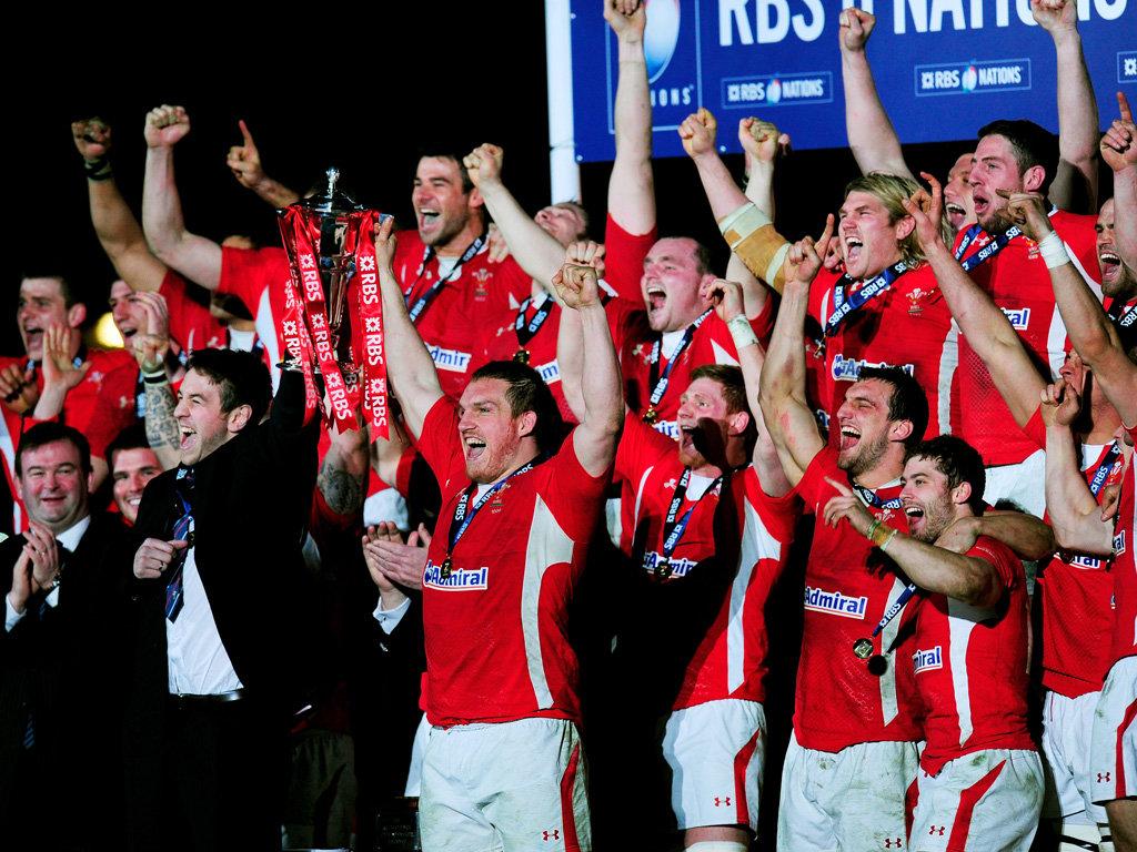 2013: Wales