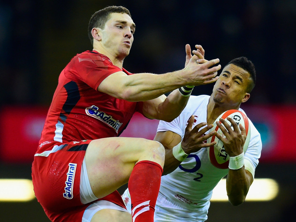 Played well: Anthony Watson
