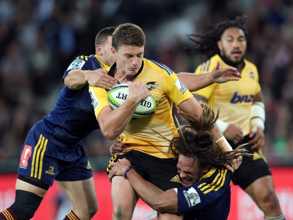 Held: Beauden Barrett