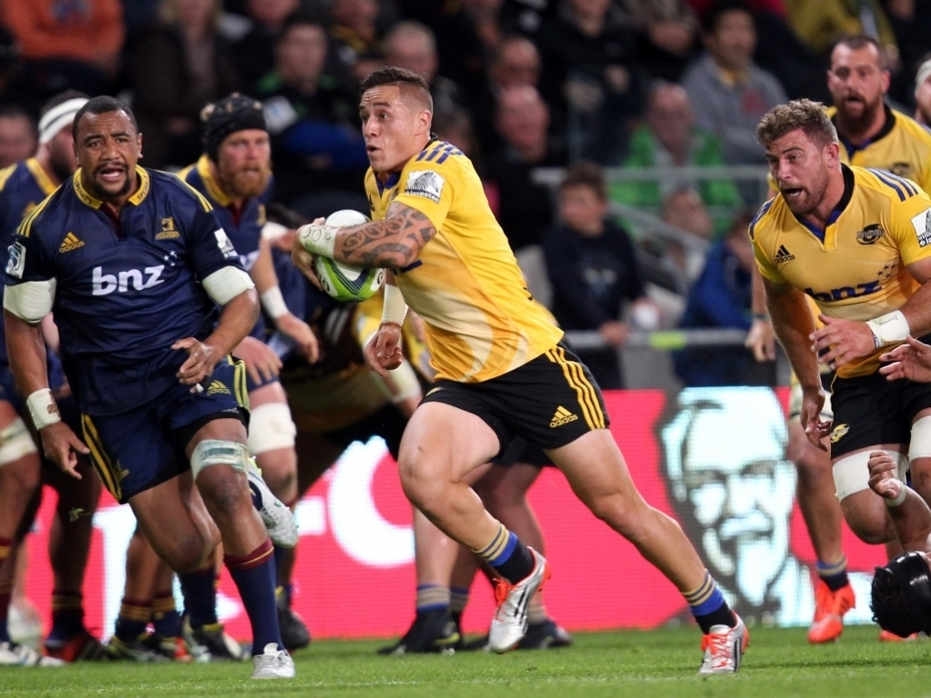 Late sealer: TJ Perenara