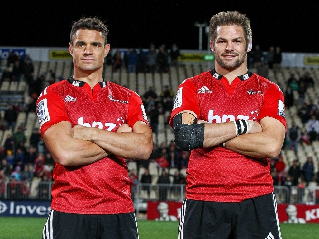 Carter Back At 10 For Crusaders Planet Rugby