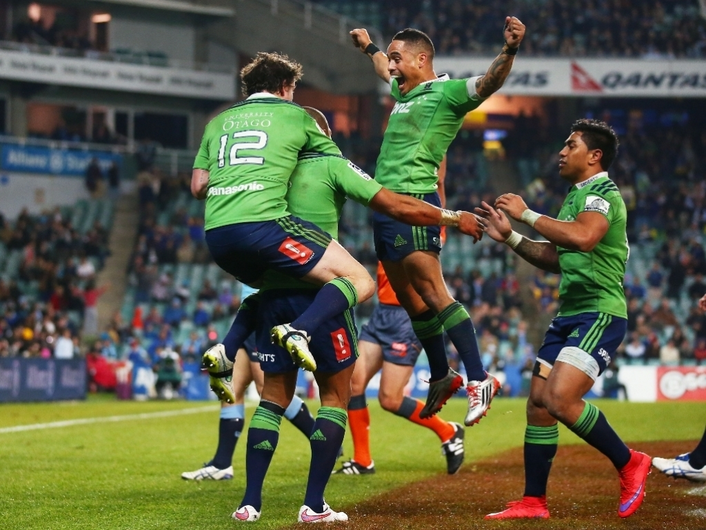 Highlanders Stick With Same Team Planet Rugby