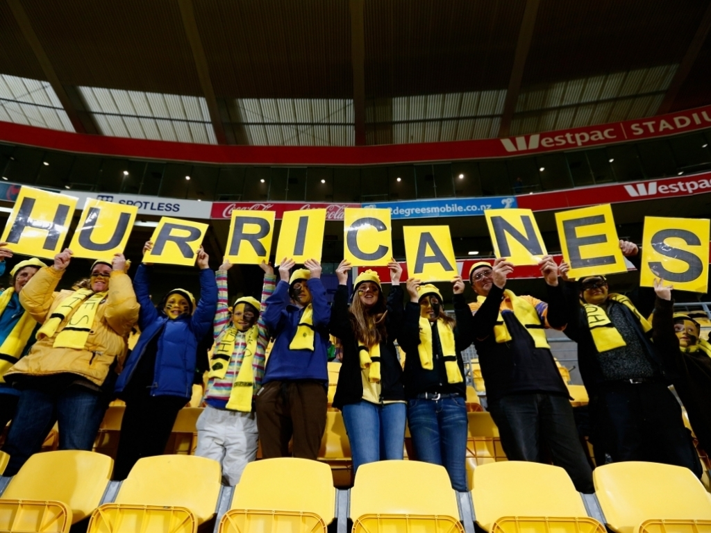 Hurricanes fans