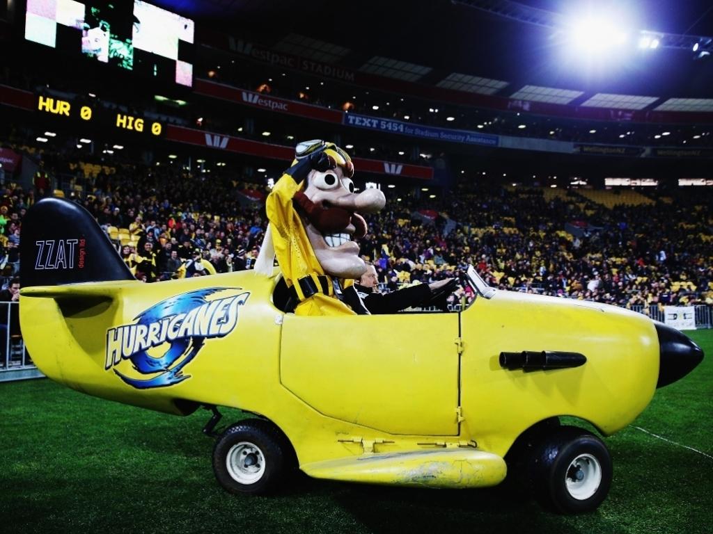 Hurricanes mascot