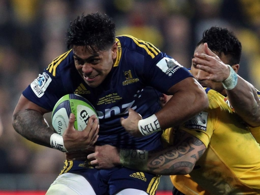Raw power: Malakai Fekitoa