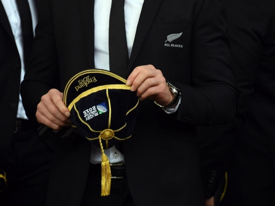 2015 World Cup: All Blacks Cap