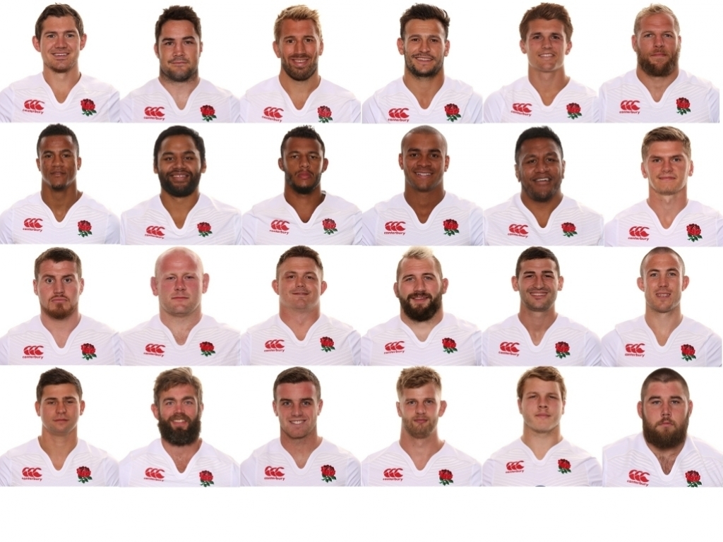 World Cup Player Profiles England Planet Rugby