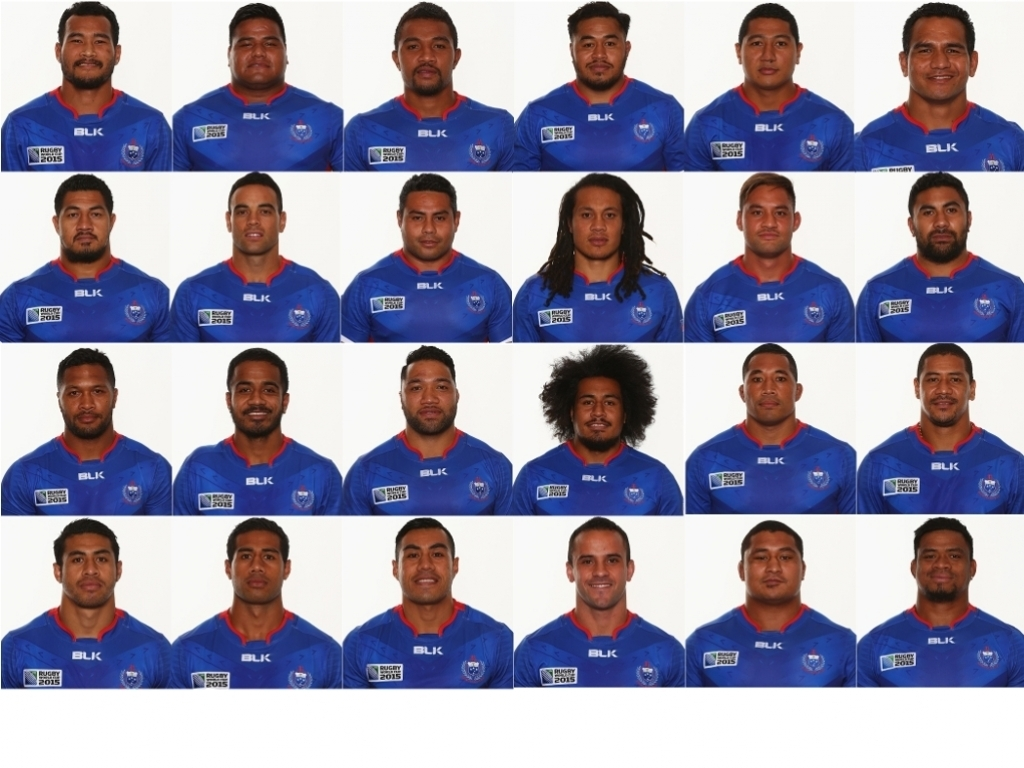 World Cup player profiles: Samoa | Planet Rugby